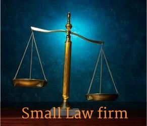 Small Law firm
